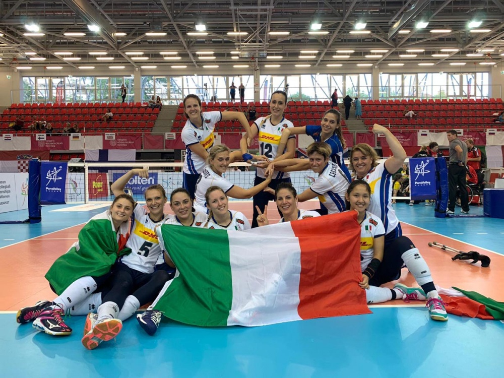 Nazionale Italiana Sitting Volley